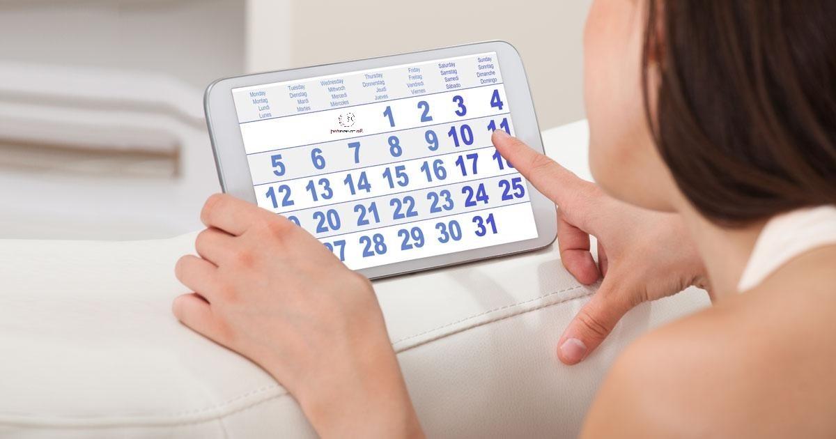 Javet e shtatzanise dhe muajt e shtatzanise. Si llogariten javet e shtatzanise?
