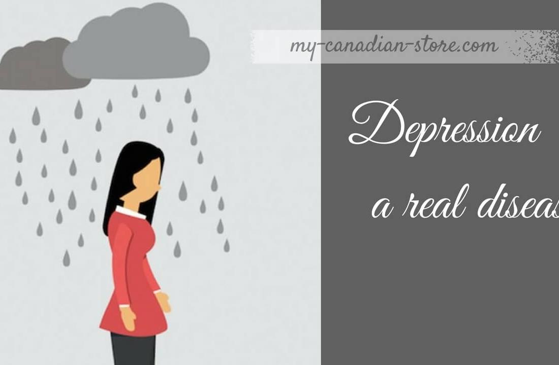 depresioni eshte semundje , a kurohet depresioni, te vertetat rreth depresionit