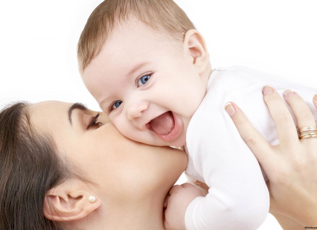 Aroma e femijes është si një ilaç për nënën