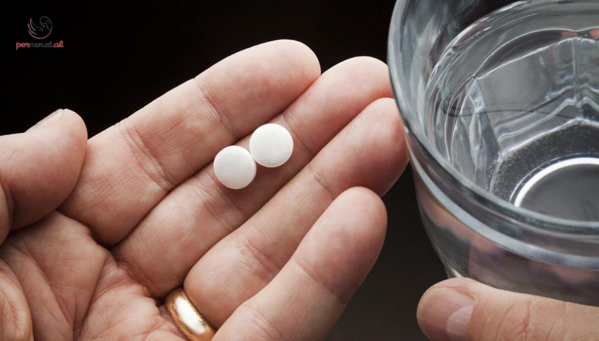 Aspirina ne shtatzeni?