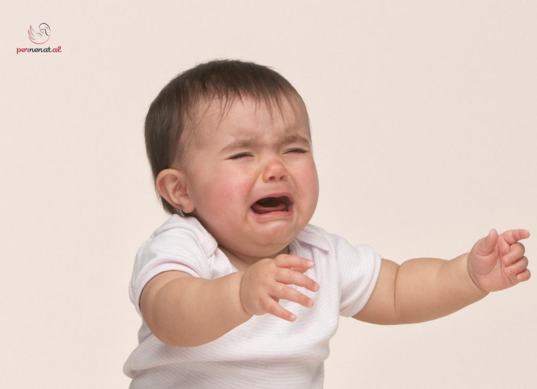 Ja cfare duhet te bejme kur femija qan ne disa situata