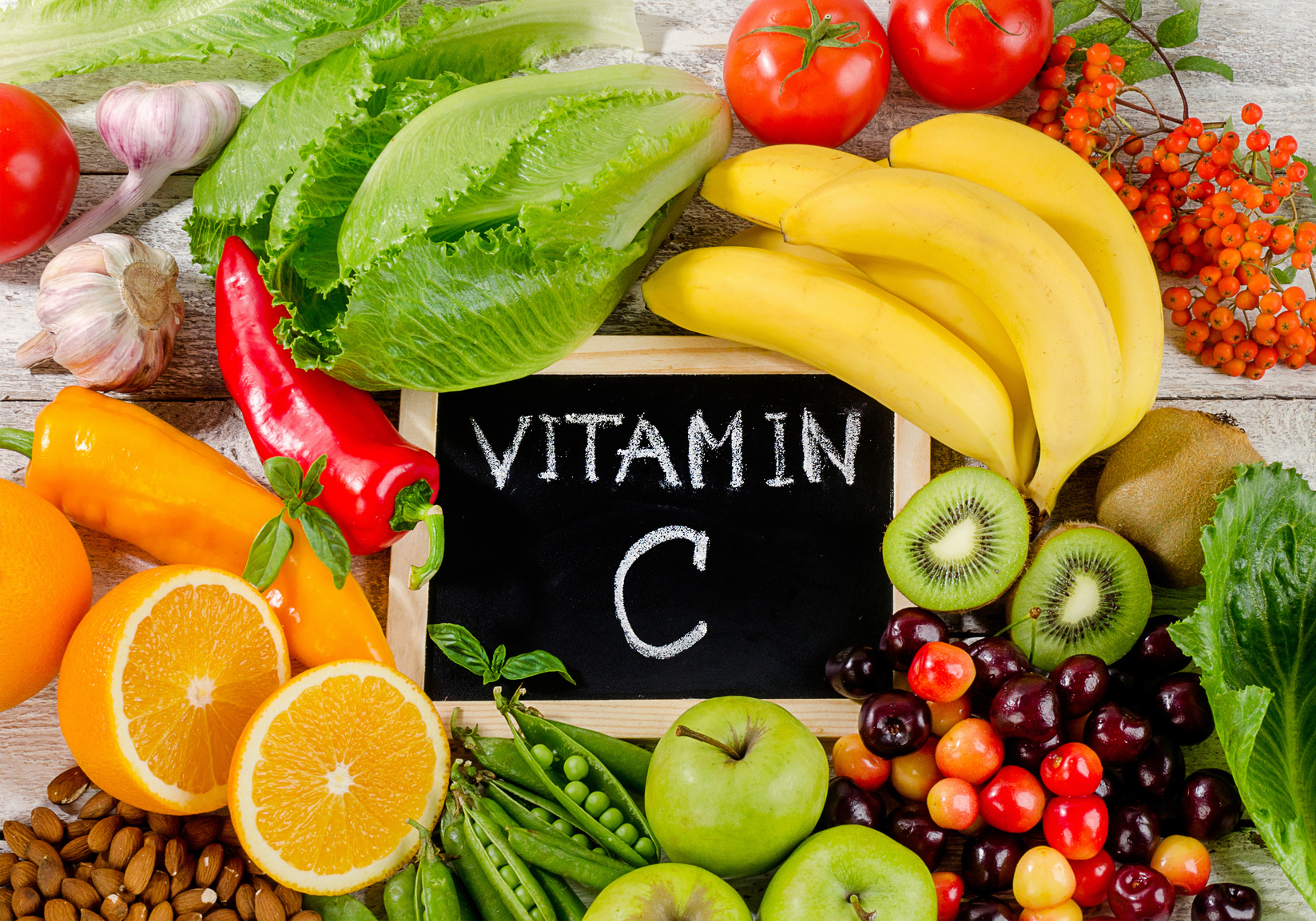 Vitamina C te femijet