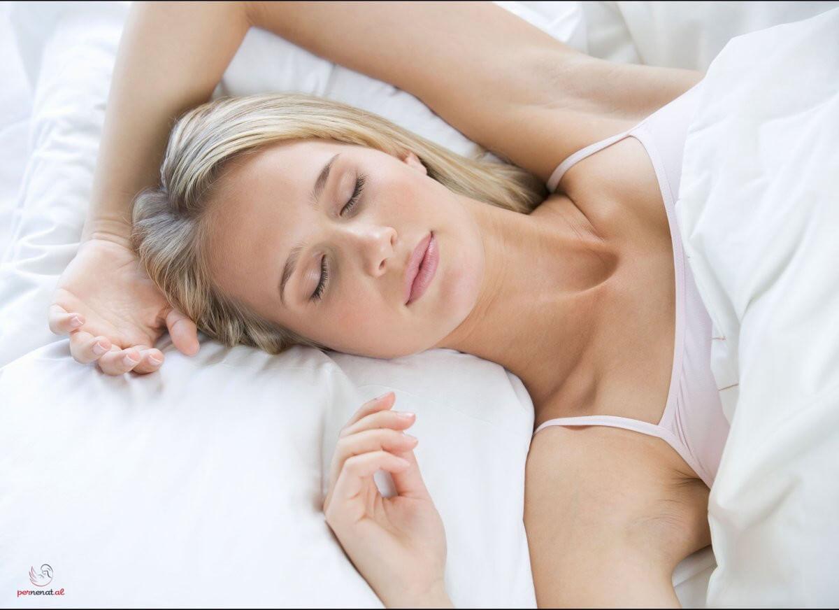 Keni probleme me gjumin? Ja çfarë duhet të bëni
