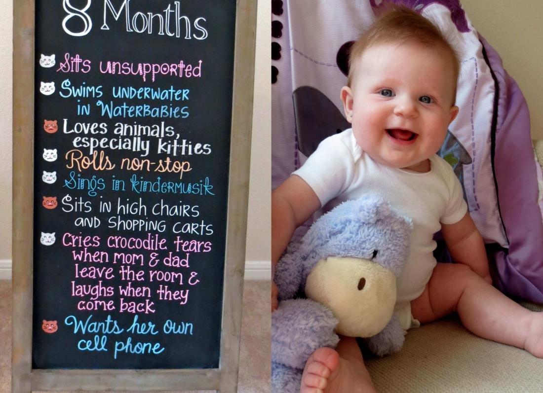 bebi 8 muajsh, femija 8 muajsh, foshnja 8 muajsh