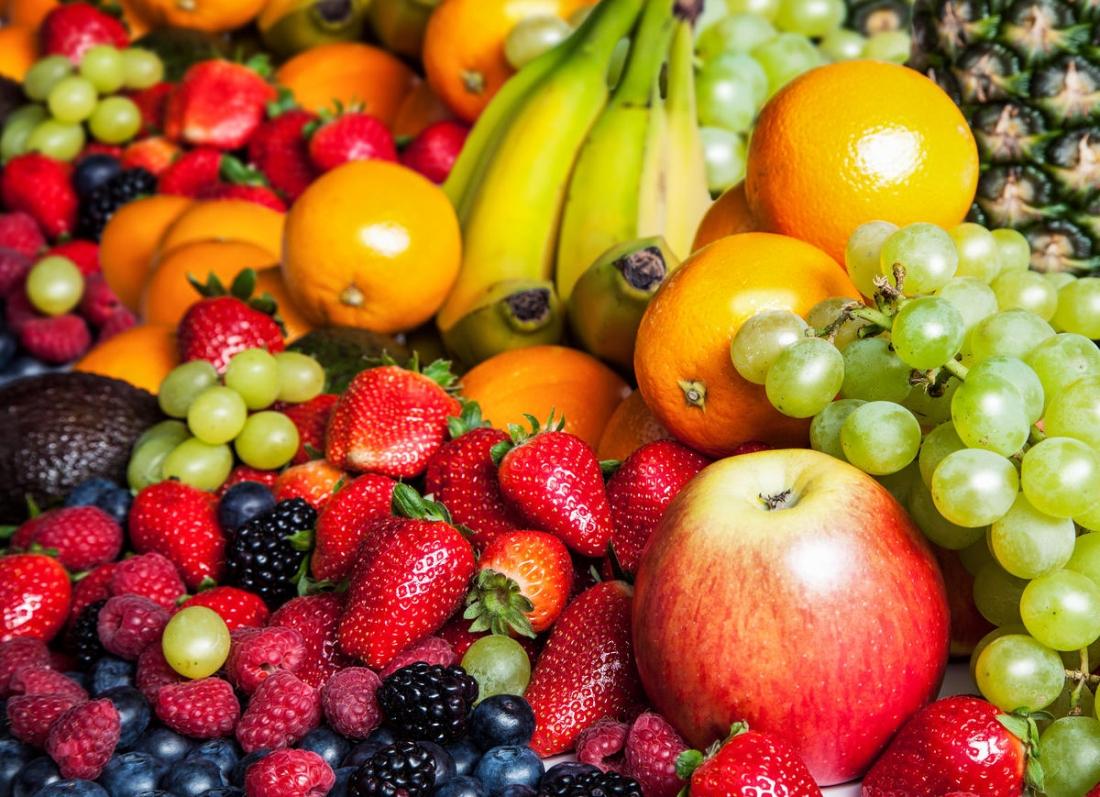 fruta per mengjes