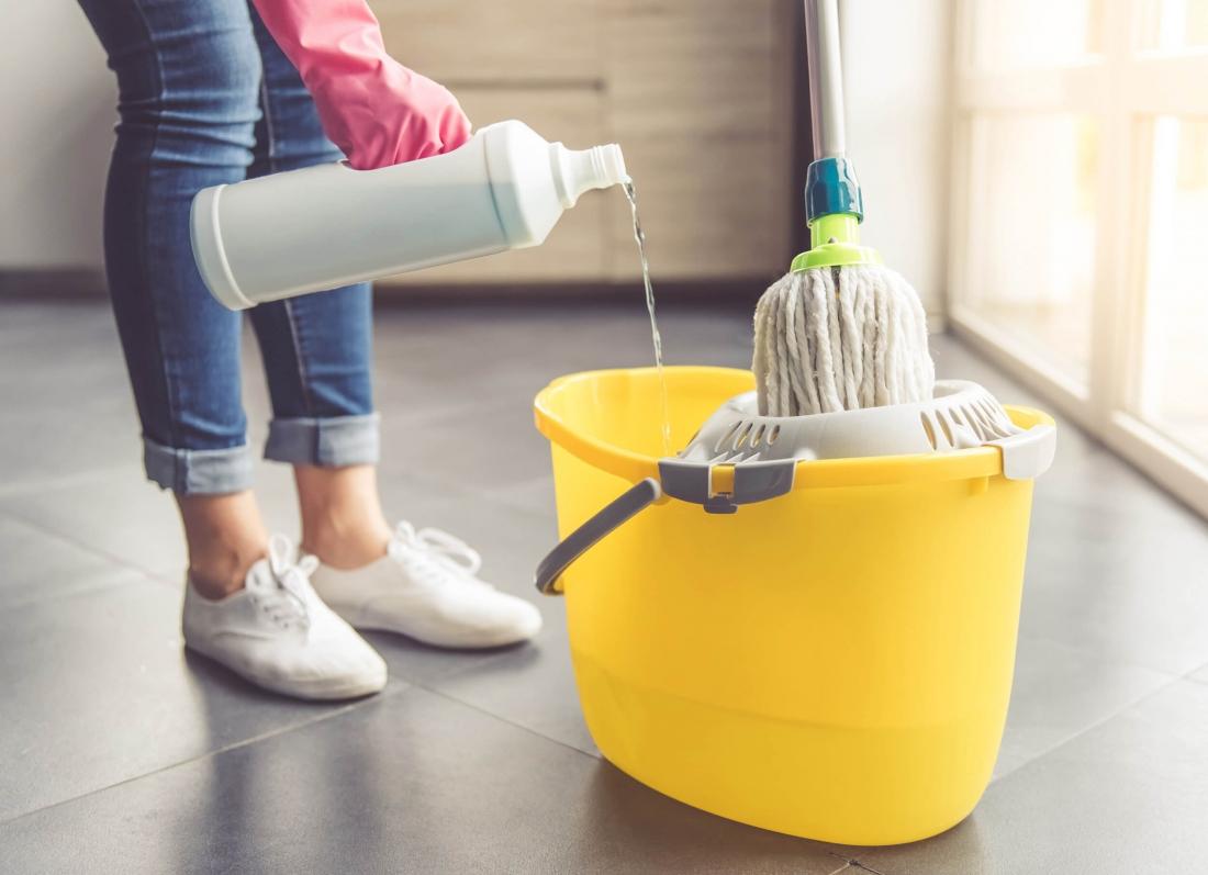 pastrimi i shtepise, detergjent