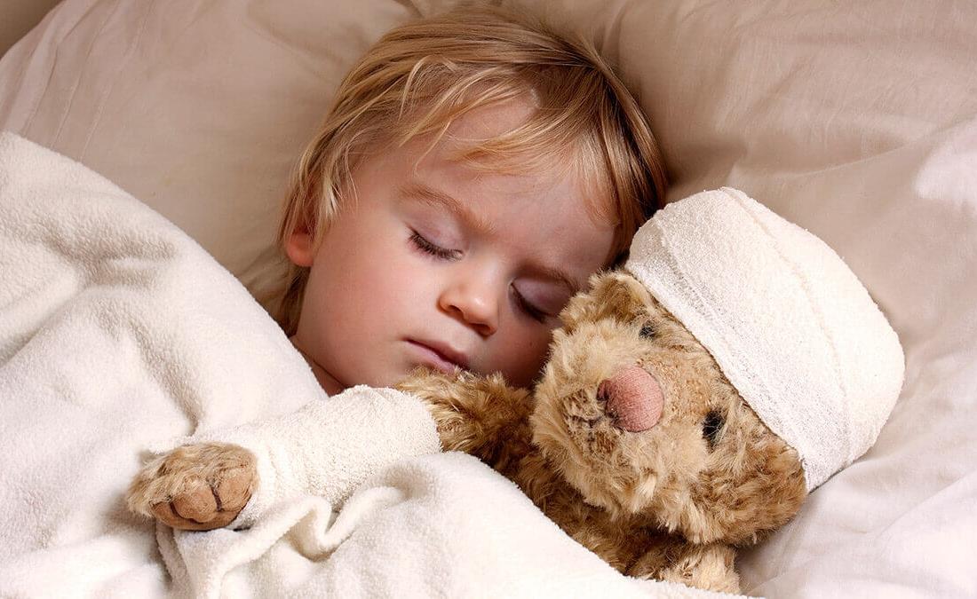 per sa gjume ka nevoje femija