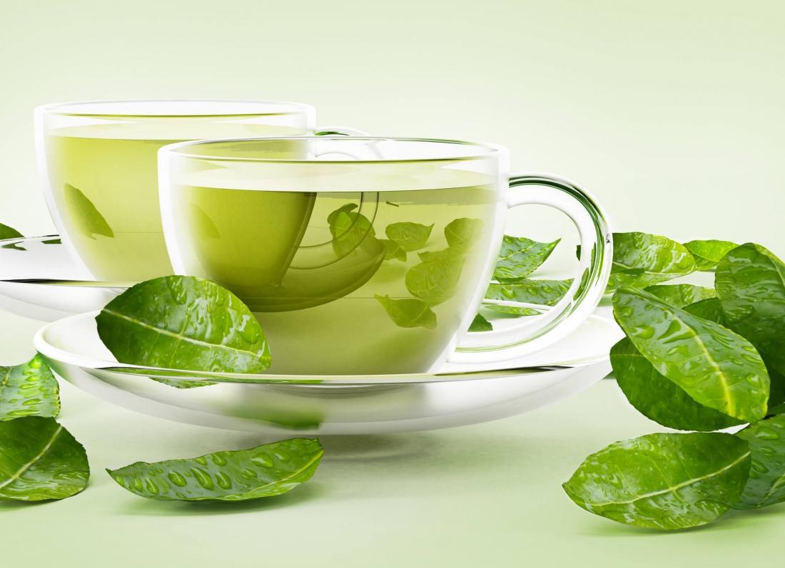 caji jeshil, si ndikon caji jeshil ne gjidhenie, a mund te pi caj jeshil nese ushqej femijen me gji