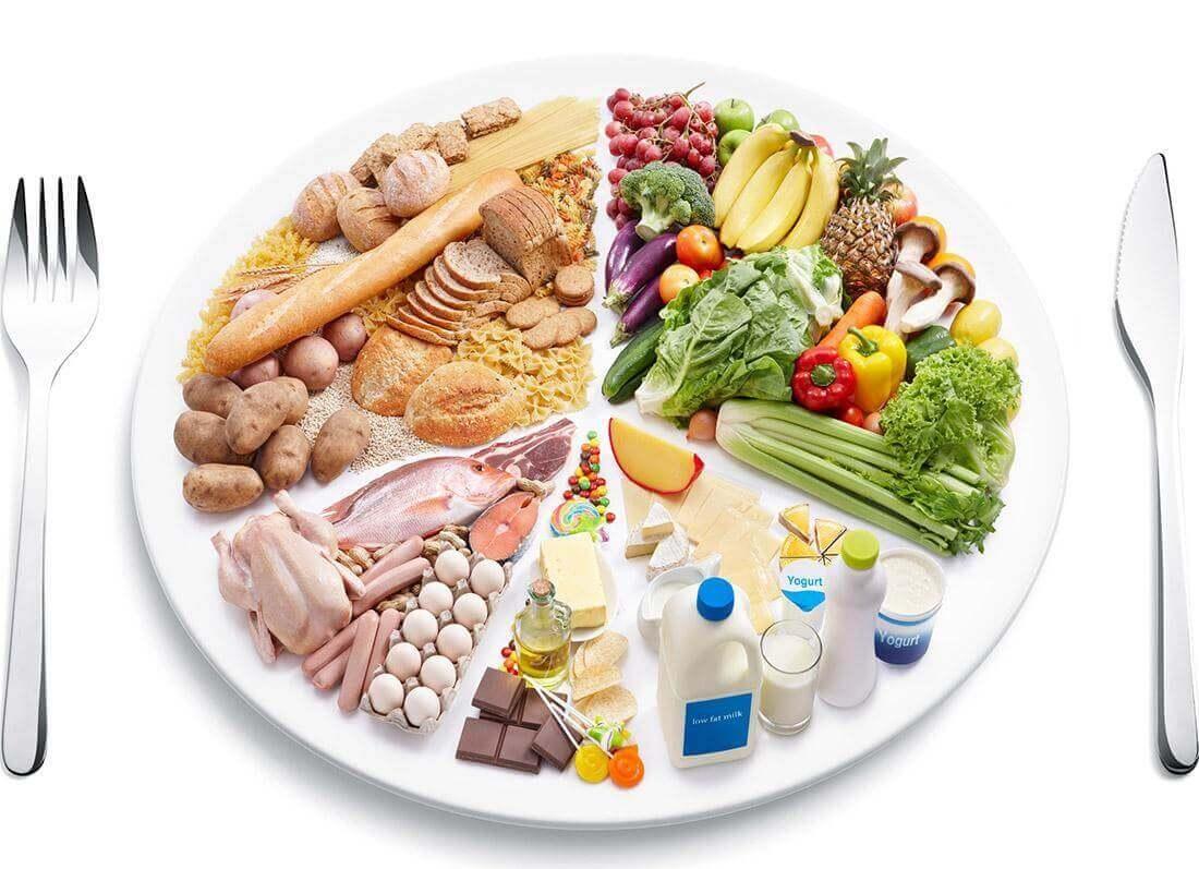 diete e balancuar, cfare duhet te permbaje nje diete e balancuar
