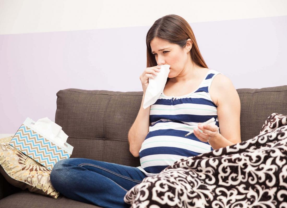gripi gjate shtatzanise, paracetamol ne shtatzani, vaksina e gripit