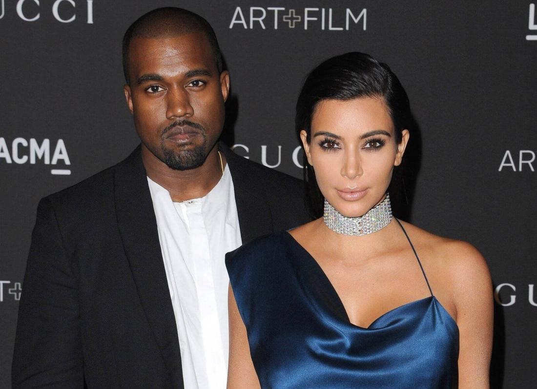 kim kardashian me bashkeshortin, martesa pas lindjes