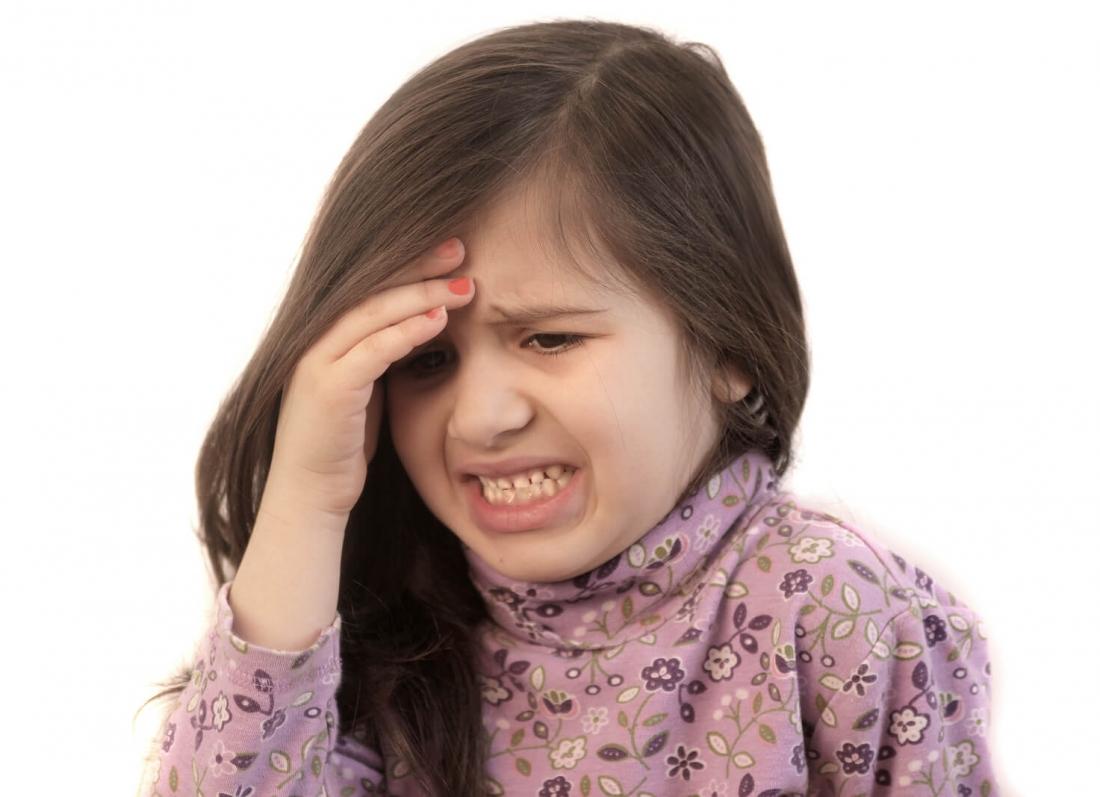 dhimbja e kokes te femijet, pse i dhemb koka femijeve, a eshte shqetesuese dhimbja e kokes te femijet