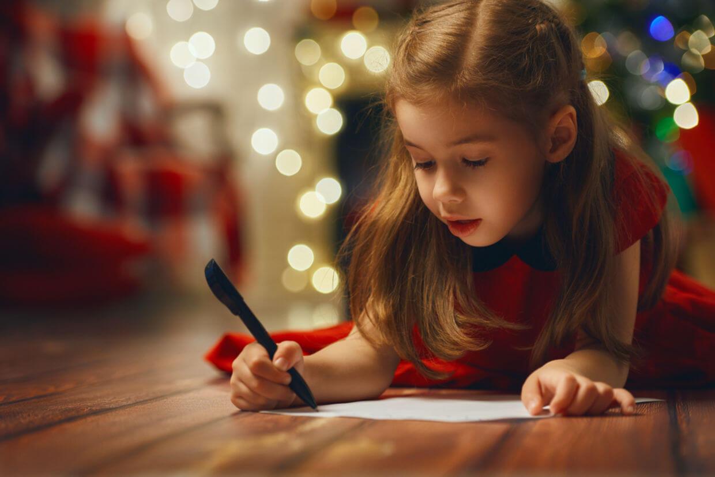 leter per babagjyshin, dhurate per krishtlindje, prinder ne pune