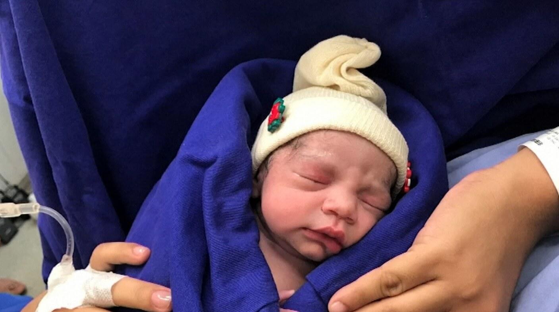 lind femija nga transplanti i mitres, nene, behet nene