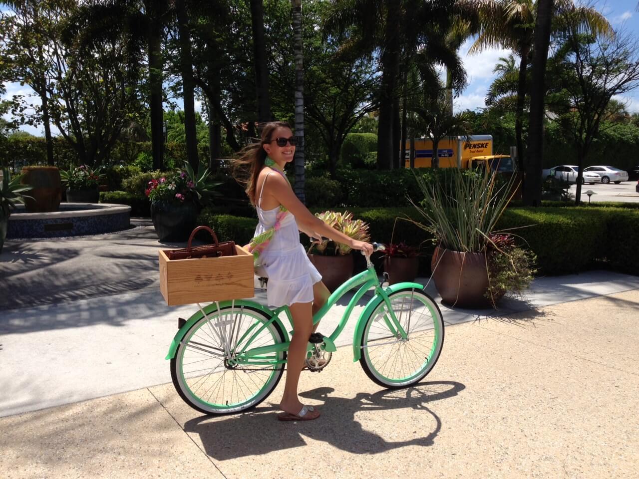dhimbja e shpines, ecja, biciklete