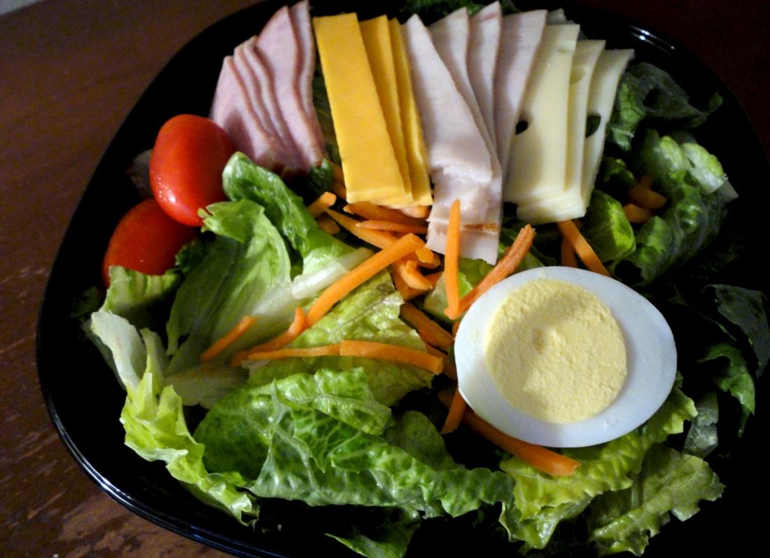 sallata e shefit salat shef  salat per festa  salat