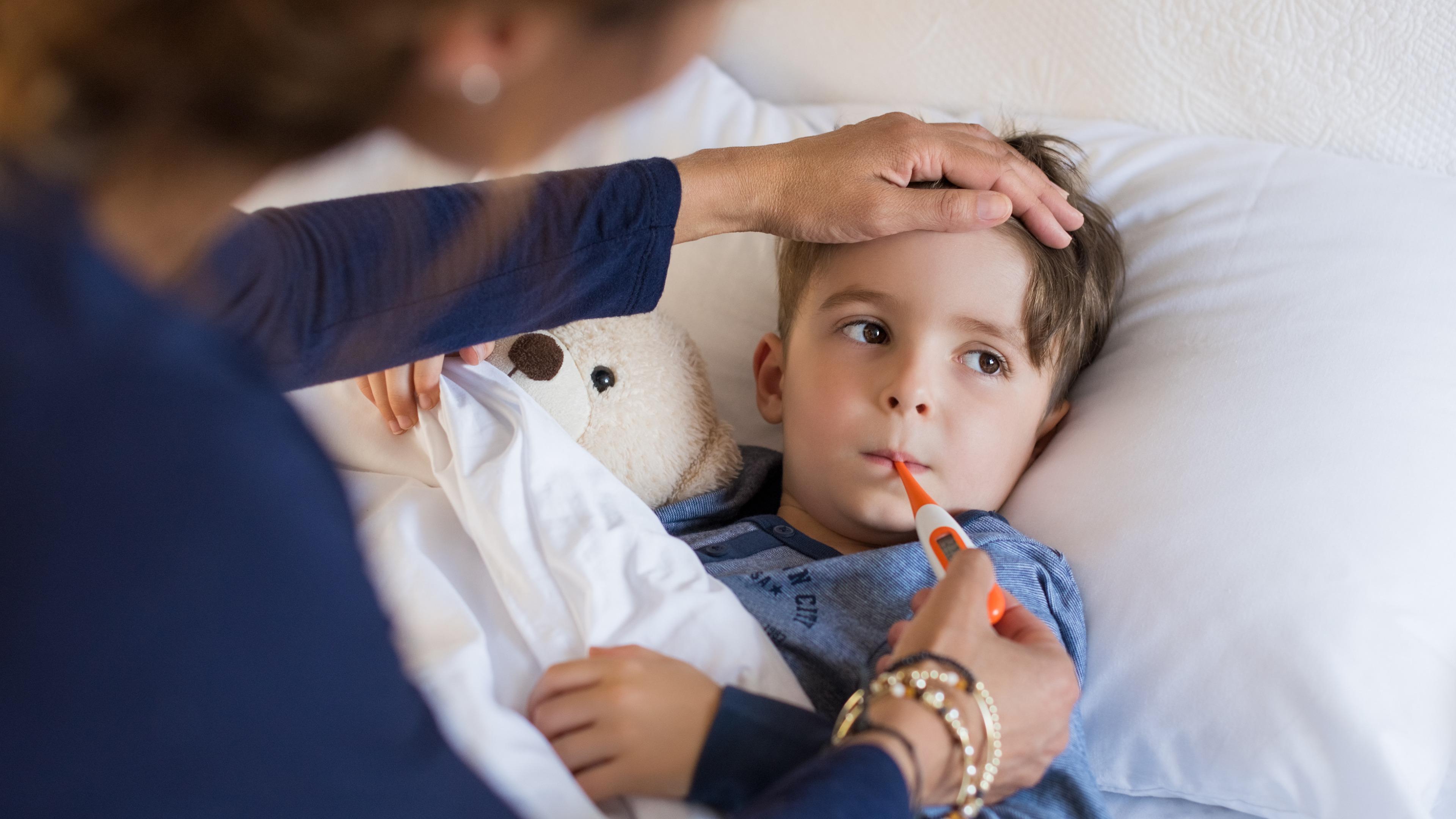 grip femije