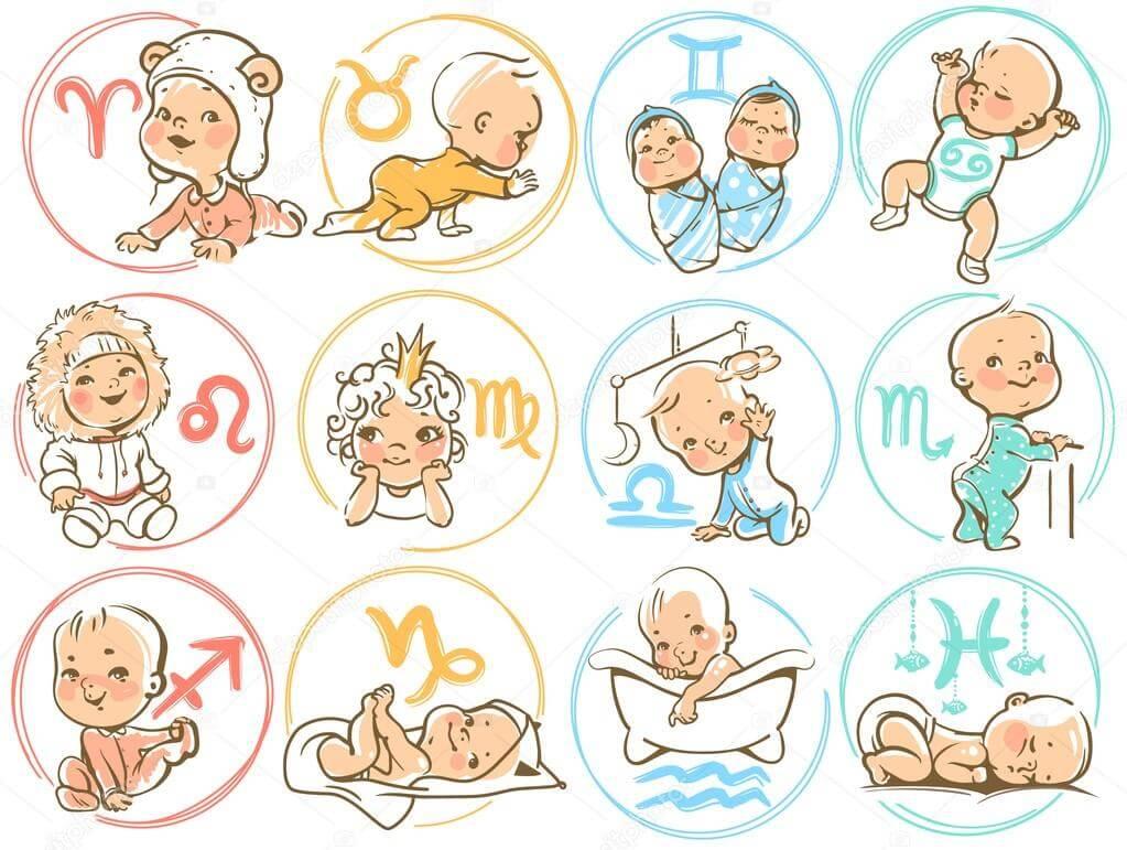 shenja e horoskopit te bebit, gjidhenia
