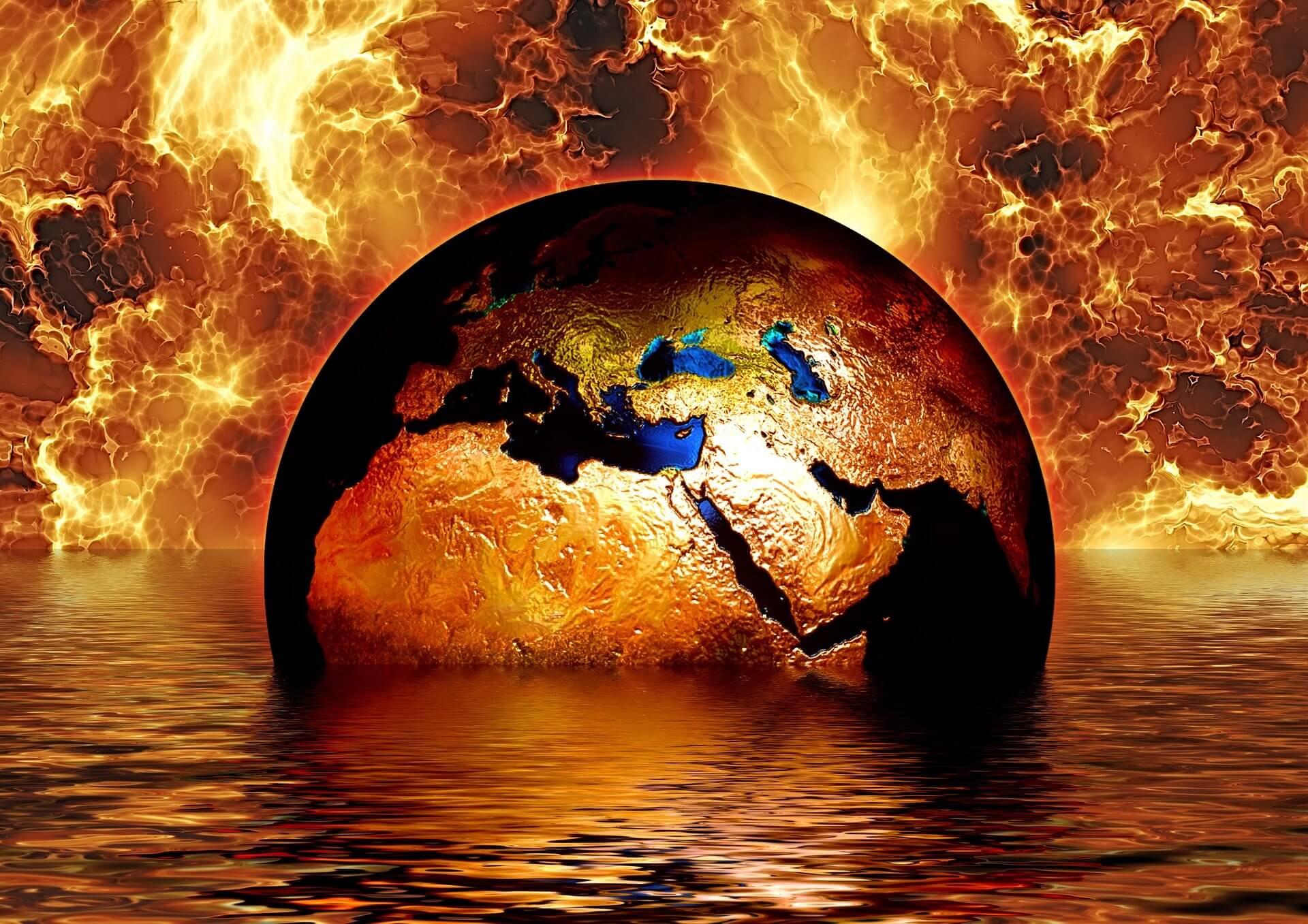 ndryshimet klimatike, semundje