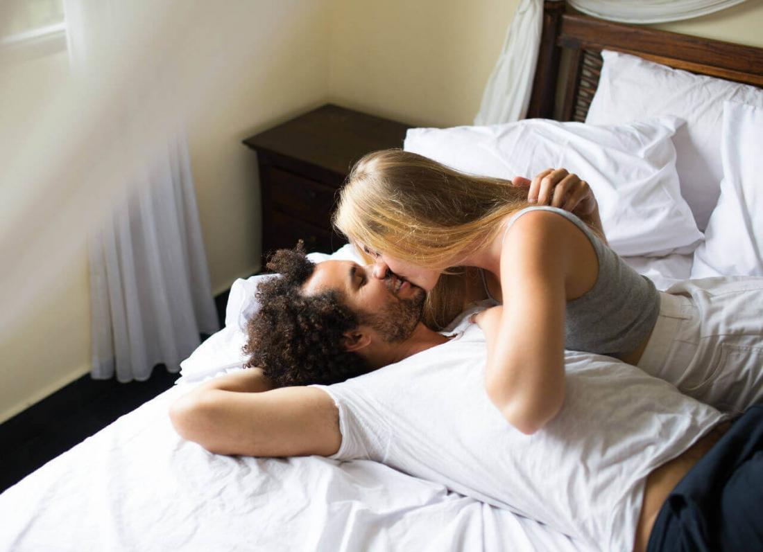 Seks ne mengjes dreke apo darke per te mbetur shtatzane