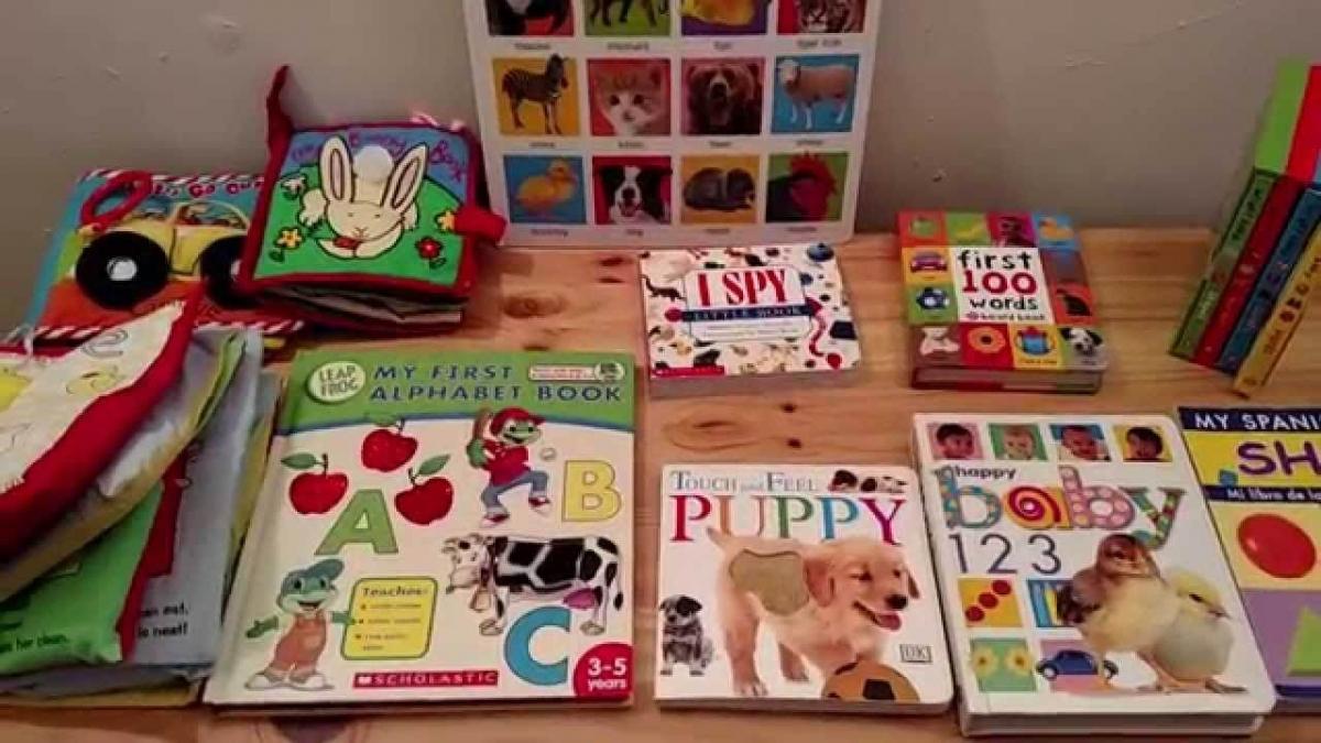 libra per bebe, cfare librash duhet ti lexojme bebeve