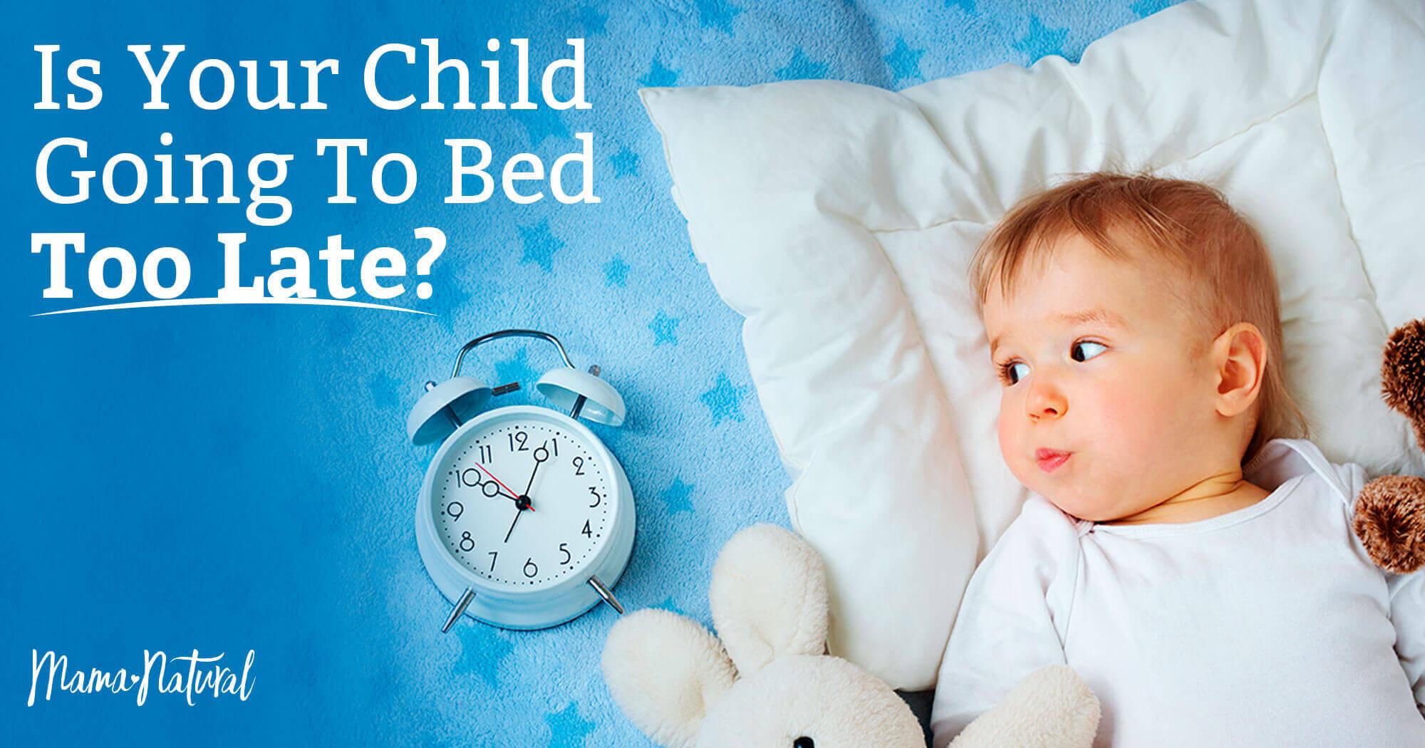 orari i gjumit te femijeve, kur duhet te flene femijet