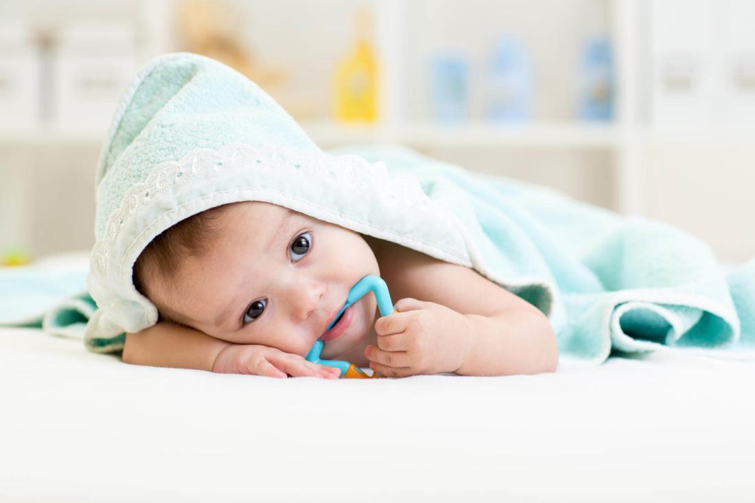 dalja e dhembeve, si ta ve femijen ne gjume, gjumi dhe dalja e dhembeve