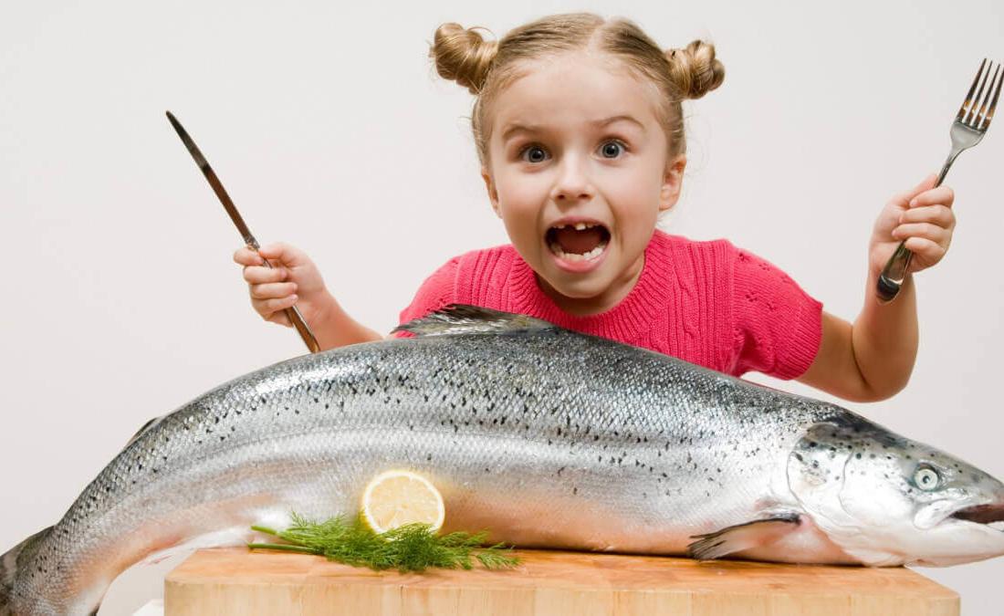femijet dhe konsumi i peshkut, astma te femijet, peshku