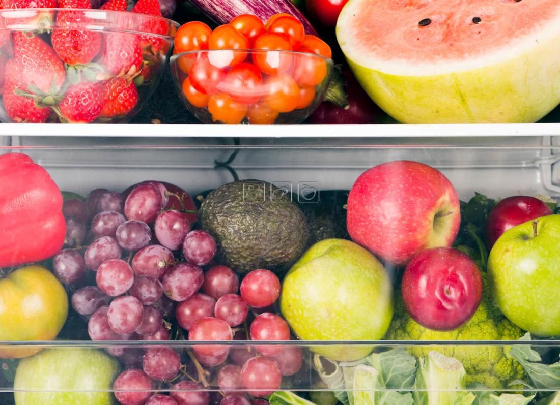frutat, frigorifer, fruta ne frigorifer,