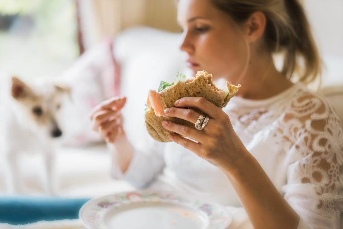 kur hani shume, trupi kur hame shume, pasojat e ngrenies