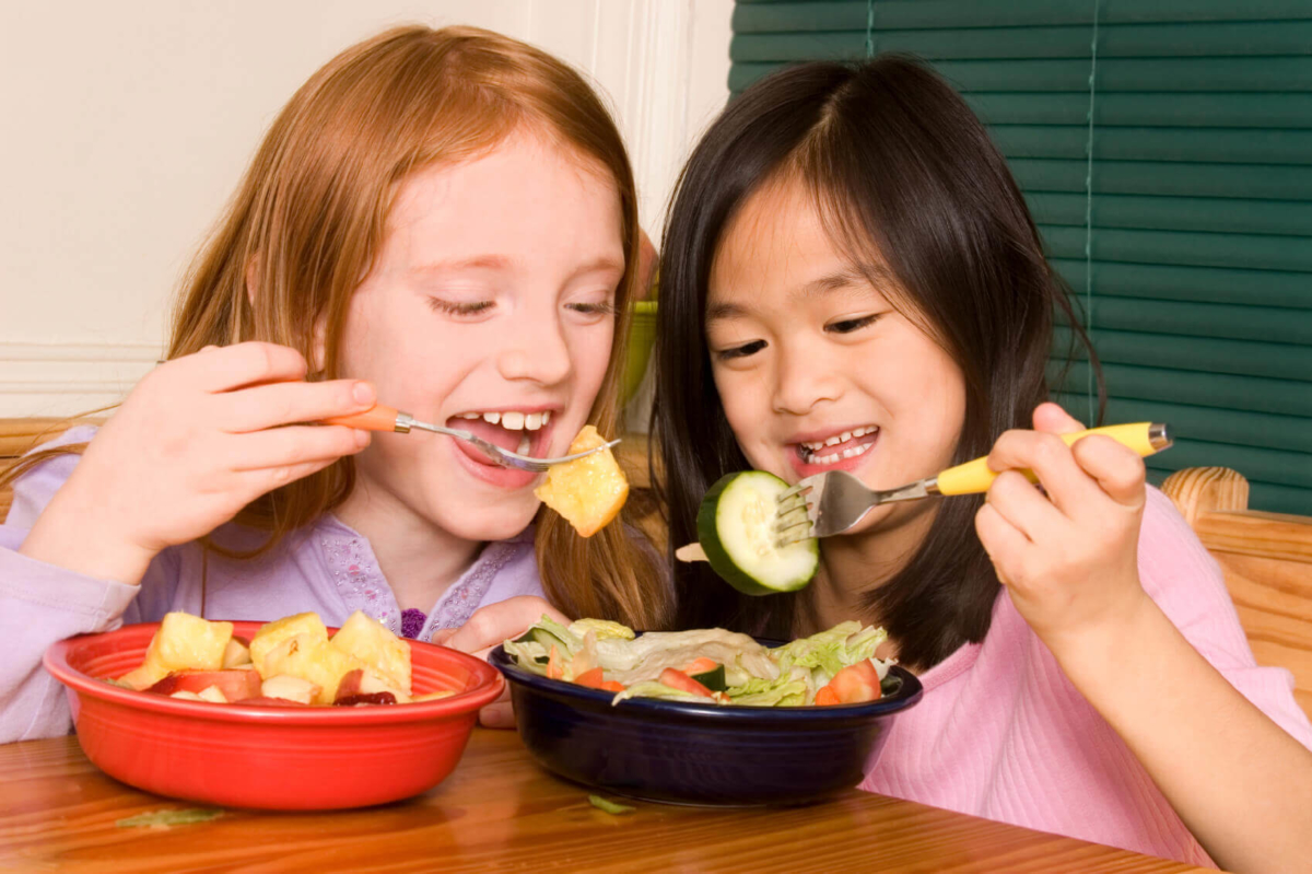 ushqyerja e femijeve, kequshqyerja, rezultatet ne shkolle