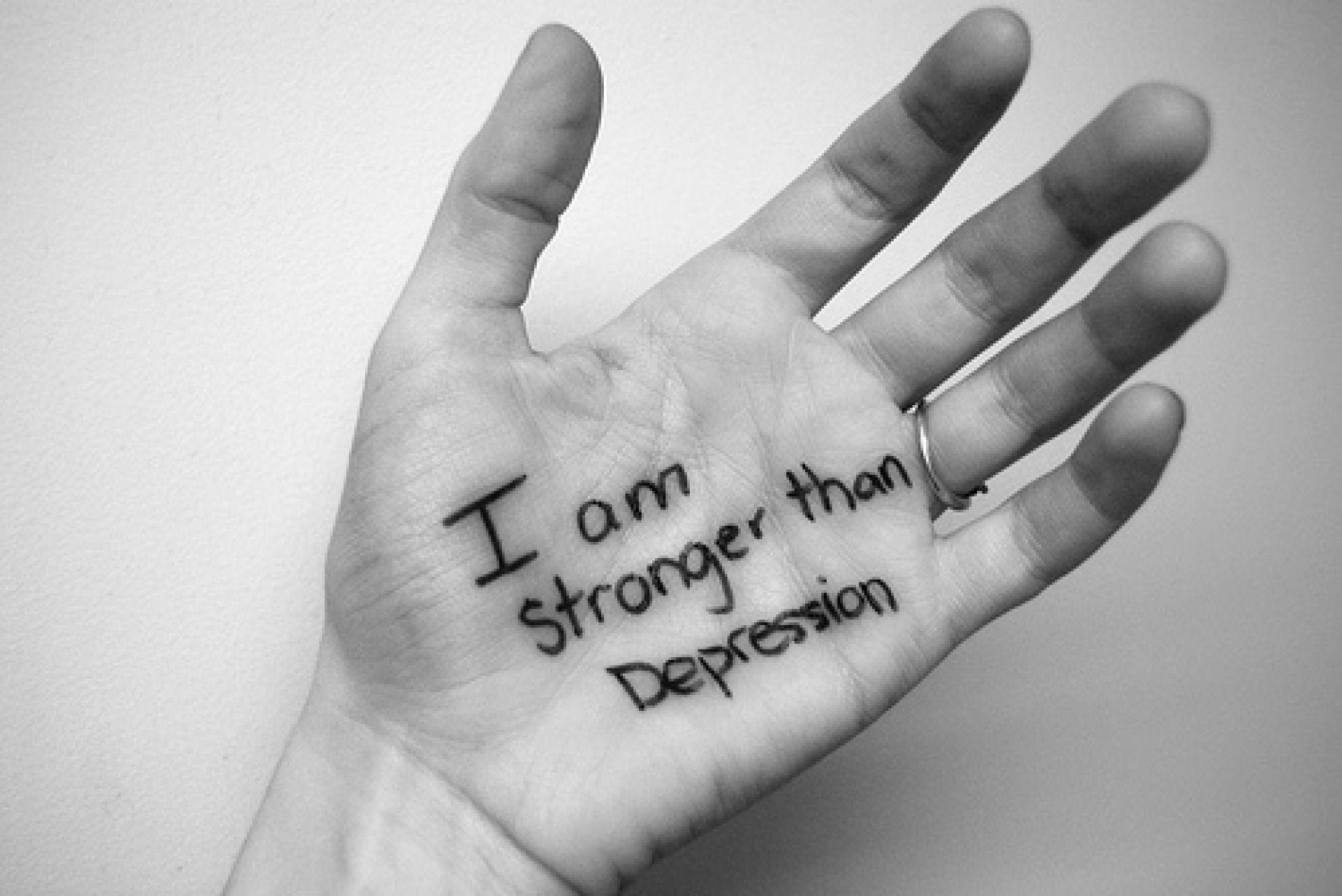 si te luftojme depresionin