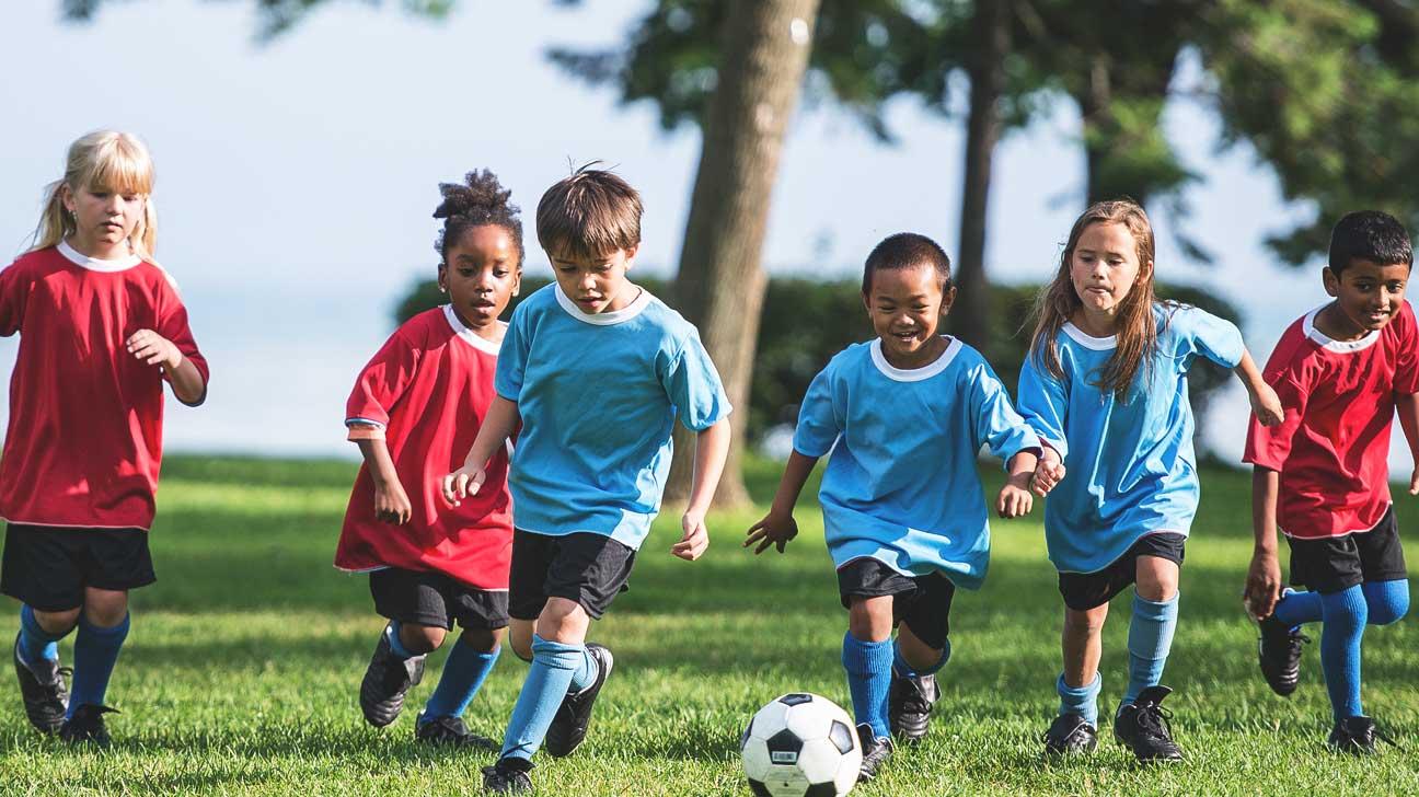 sporti ne grup, depresioni te femijet