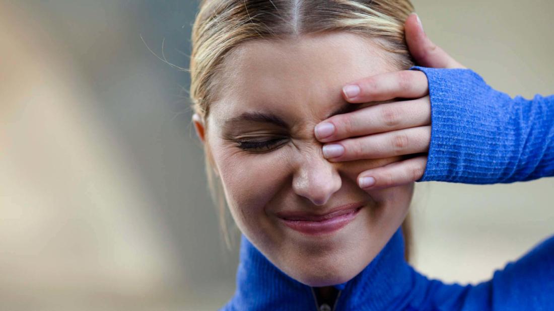 dridhja e pavullnetshme e syrit, problemet e syve